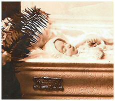The baby Robert who died in his sleep